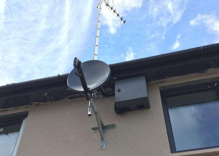 Satellite Installation 4