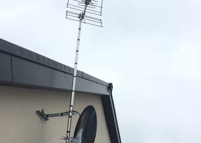Aerial Installation 6