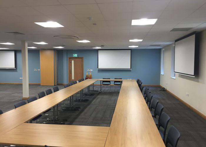 Projector Installation & Presentation System 2