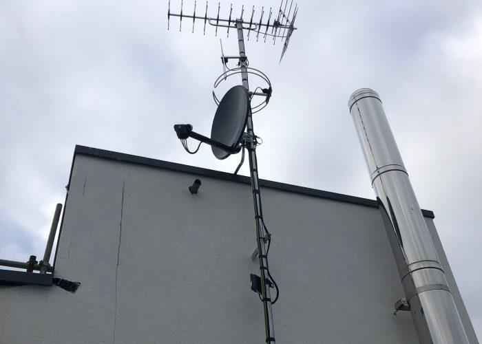 Aerial Installation 3