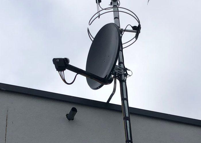 Satellite Installation 2