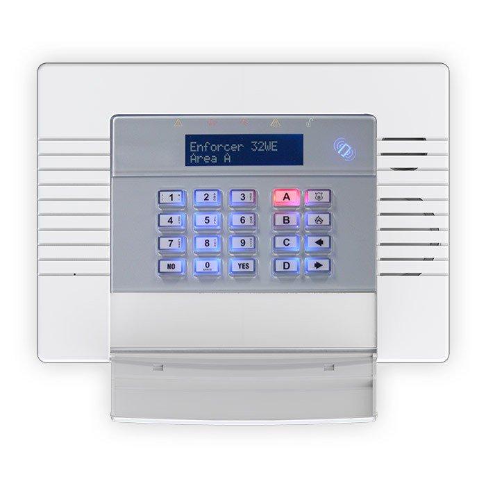 Pyronix V10 Control Panel
